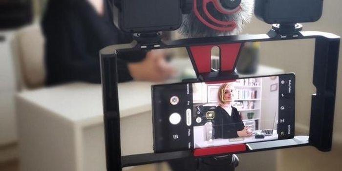 Xu hướng sản xuất video chuyên nghiệp trên smartphone