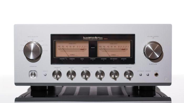 Editors' Choice Award 2020: Luxman L-590AX Mark II – Ampli tích hợp của năm 2020
