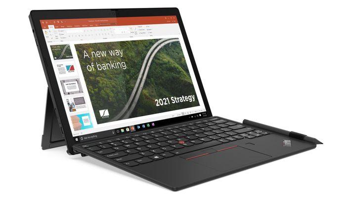 Lenovo trở lại cuộc đua máy tính bảng với ThinkPad X12, giá 1,149 USD