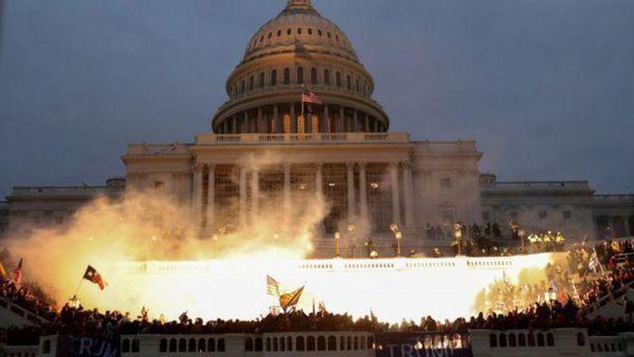 Bạo loạn Điện Capitol: nhiều người biểu tình đang bị trừng phạt - Tạp Chí  Ngày Nay
