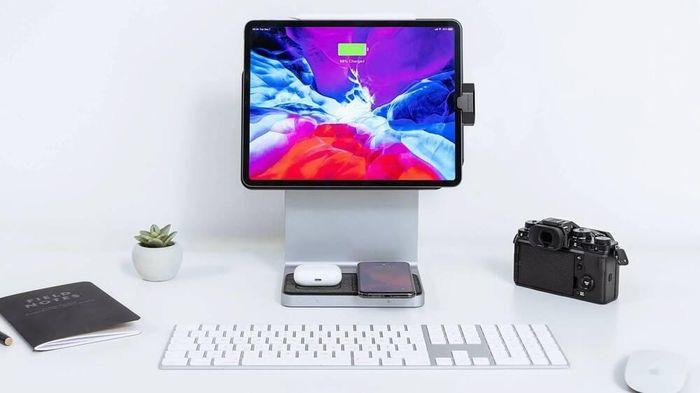 IPad Pro 2021 lộ thiết kế rõ nét qua bản vẽ rò rỉ: 3 camera 'siêu to', màn hình mini-LED 'xịn sò'