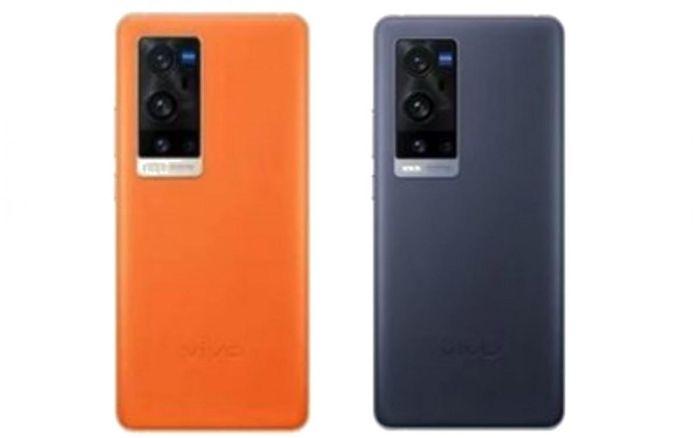 Ảnh render Vivo X60 Pro + có 4 camera sau nhưng khác X60 Pro