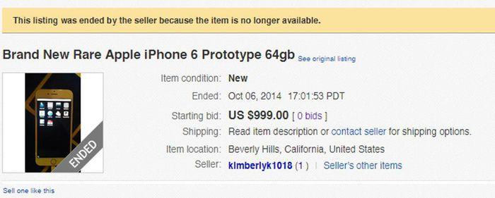 Có tiền cũng không mua được chiếc iPhone 'độc nhất vô nhị' này