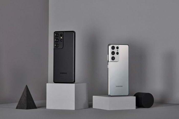 Samsung ra mắt 'cực phẩm' Galaxy S21 Ultra 5G