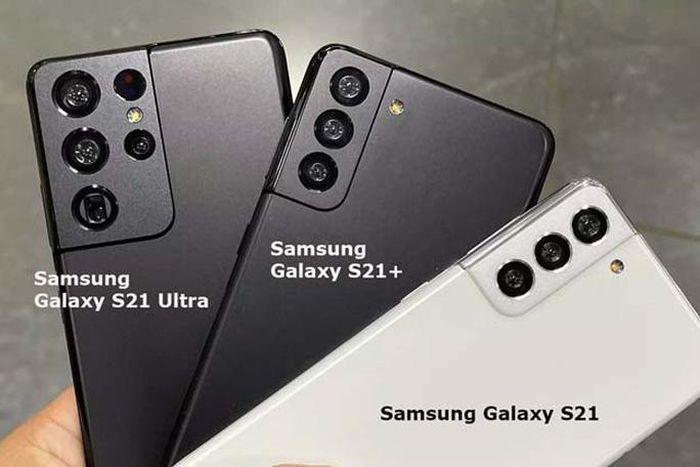 Samsung ra mắt dòng smartphone Galaxy S21 series