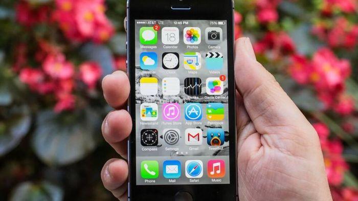 Xuất hiện hình ảnh chiếc iPhone 5s chưa từng được ra mắt