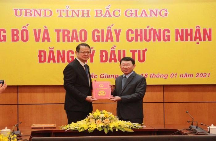 Foxconn đầu tư nhà máy sản xuất iPad và Macbook 270 triệu USD tại Bắc Giang