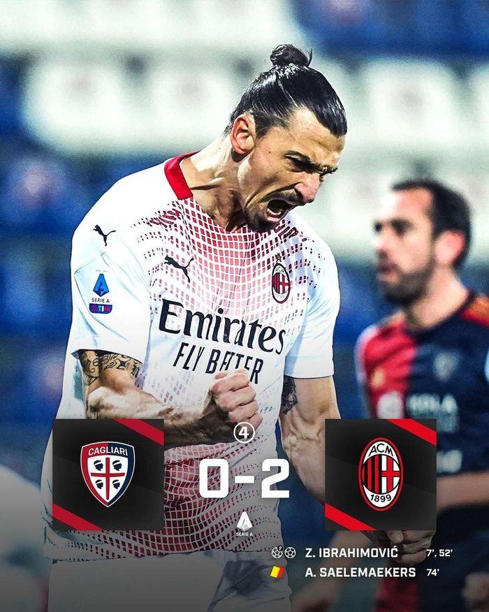 Ảnh chế: 'Già gân' Ibrahimović ghi bàn liên tiếp 22 năm, tỏa sáng ở tuổi 39