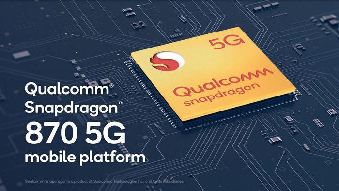Snapdragon 870 'mới' của Qualcomm về cơ bản là Snapdragon 865+