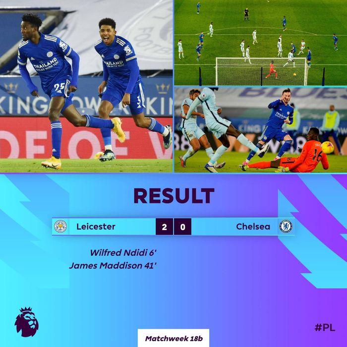 Ảnh chế: Leicester City hạ Chelsea, bầy Cáo tạm cướp ngôi của Quỷ đỏ