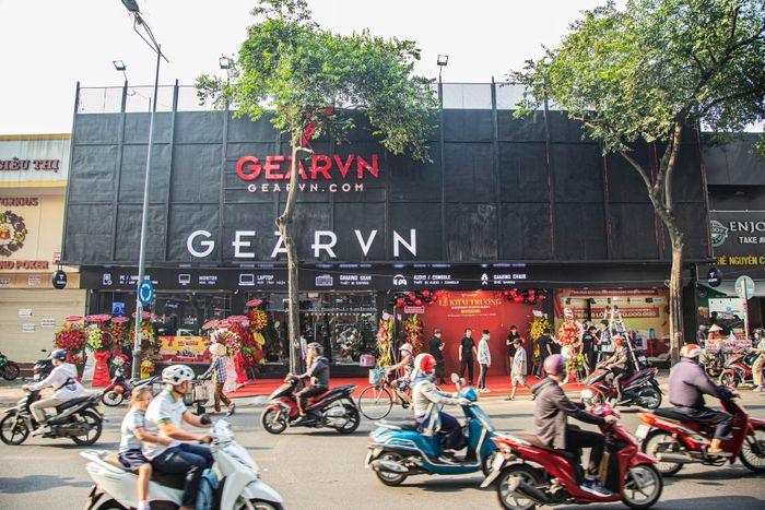 GearVN khai trương showroom Hi-end PC và gaming gear tại quận 1 thành phố Hồ Chí Minh