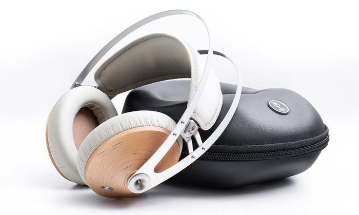 Meze Audio ra mắt tai nghe 99 Classics màu silver giới hạn, ốp gỗ maple