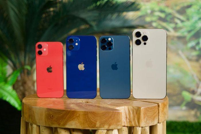IPhone 12 lập kỷ lục doanh số