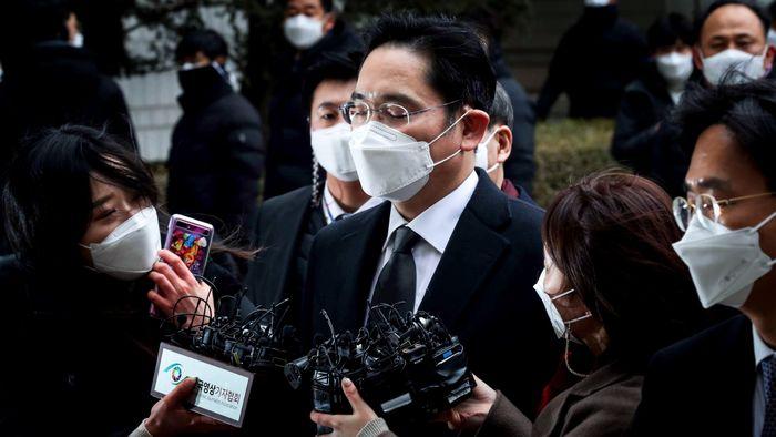 Bản án của 'Thái tử' Lee Jae-yong phủ bóng đen lên Samsung