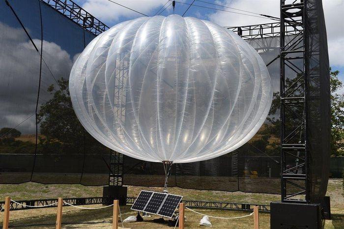 Dự án phủ sóng internet toàn cầu bằng khinh khí cầu của Google bị 'khai tử'