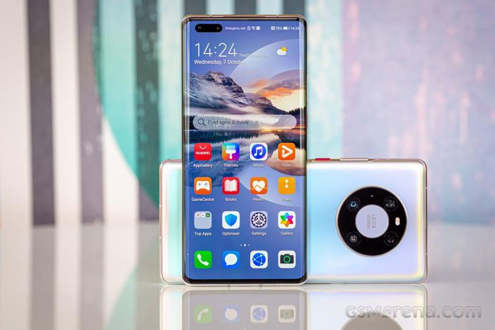 Reuters: 'Huawei sắp bán mảng smartphone cao cấp Mate và P series'