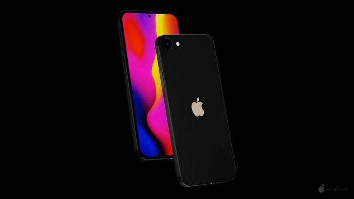 Ngất ngây cùng iPhone SE 2021 với thiết kế giống iPhone 12, viền siêu mỏng