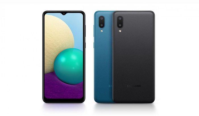 Samsung ra mắt Galaxy A02, smartphone rẻ nhất chỉ 100 USD với Pin 5.000 mAh