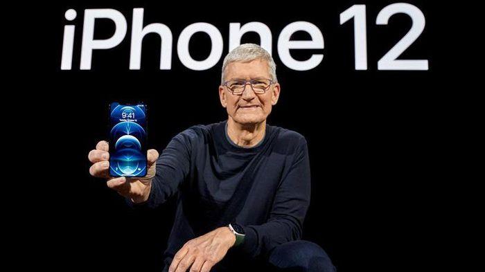 Nhờ iPhone 12, Apple lần đầu tiên đạt doanh thu quý 100 tỷ USD