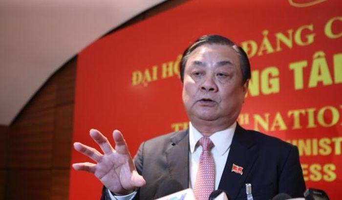 Ông Lê Minh Hoan tái cử Ban Chấp hành Trung ương khóa XIII