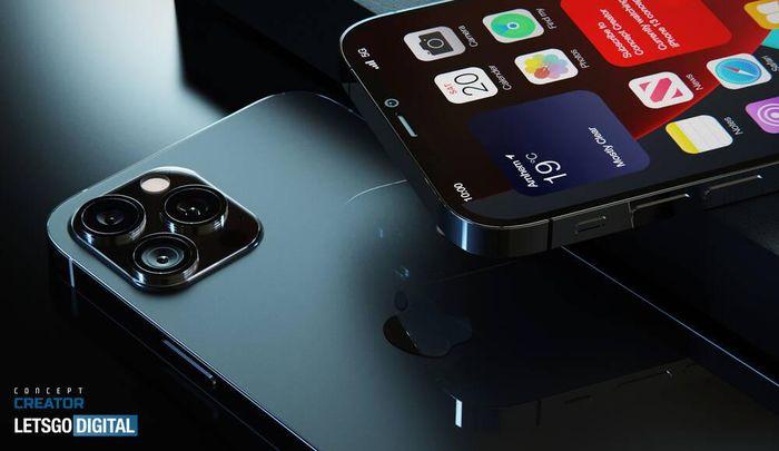 Quên iPhone 12 đi, iPhone 13 đã 'xuất đầu lộ diện' với thiết kế sang chảnh ngút trời
