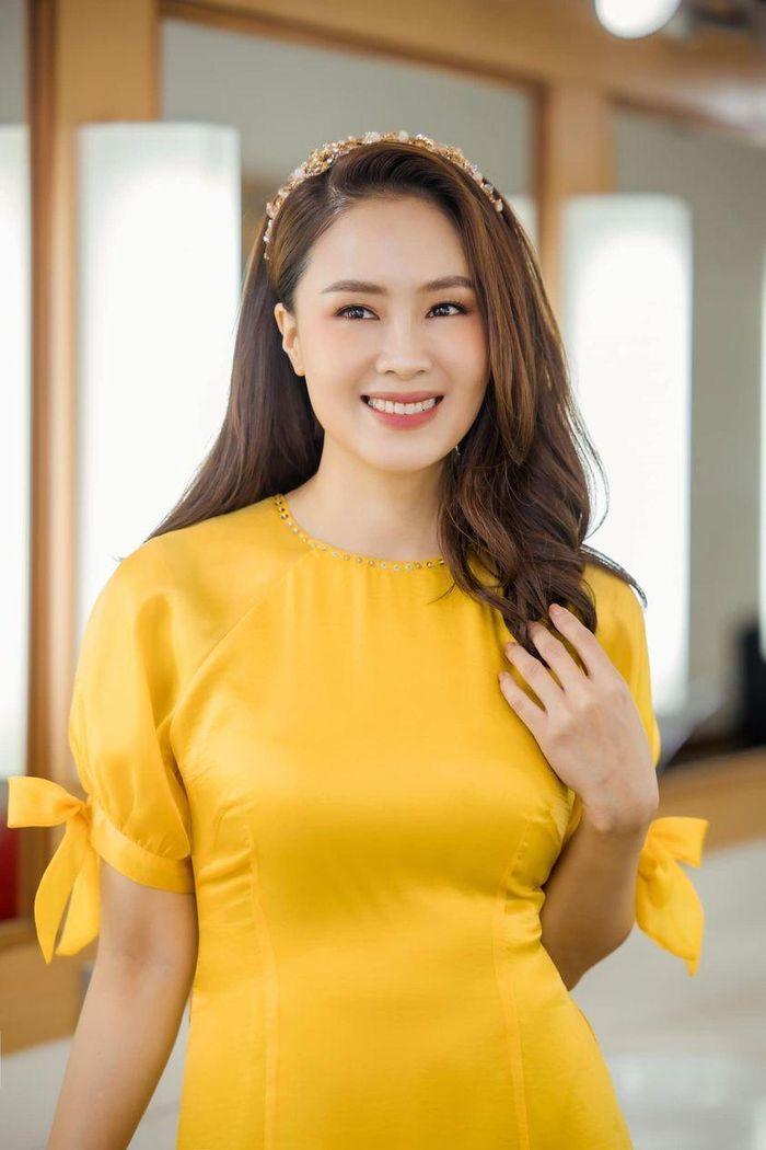 Diễn viên Hồng Diễm xinh đẹp tuổi 39 - Báo VietnamNet