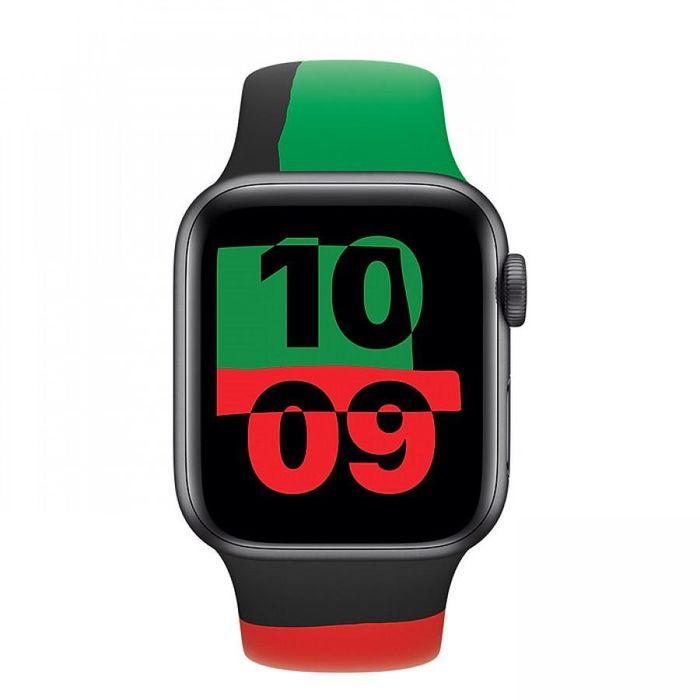 Apple giới thiệu Apple Watch 6 phiên bản giới hạn 'Black Unity'
