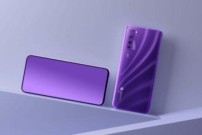 Điện thoại thông minh ZTE Axon 30 Pro sắp ra mắt sẽ có camera 200MP