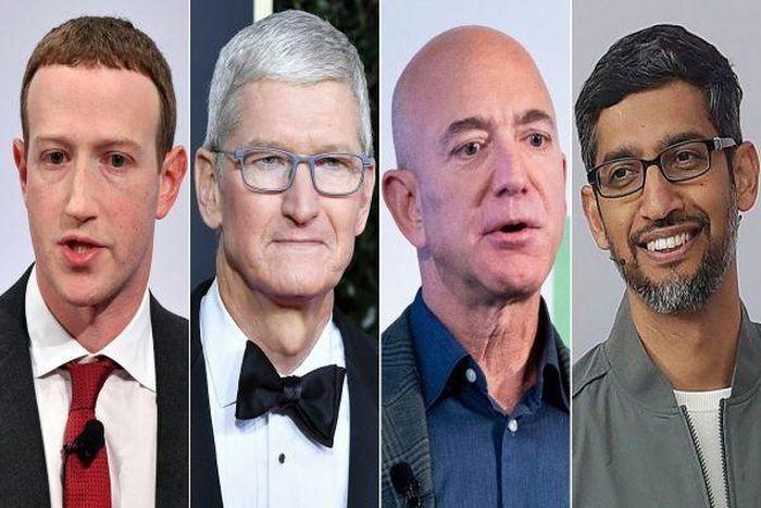 Ông chủ Amazon rời 'ghế nóng' ở tuổi 57, những gã khổng lồ Internet khác thì sao?