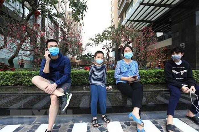 Trường Mẫu giáo Tô Châu thông tin tuyên truyền về hành vi vi phạm quy định chống dịch