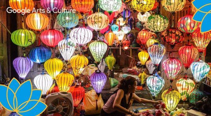 Dự án ''Google Arts & Culture - Kỳ quan Việt Nam'' xuất hiện trên trang chủ Google