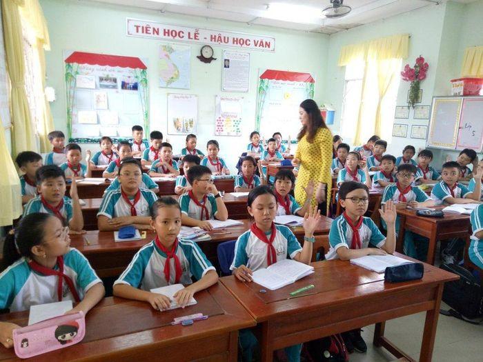 Các trường hợp bổ nhiệm vào chức danh nghề nghiệp giáo viên tiểu học