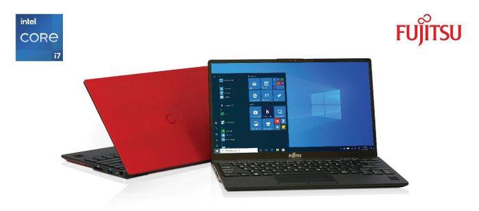 LIFEBOOK mới của Fujitsu: Laptop siêu nhẹ từ 756 gram, pin nguyên ngày