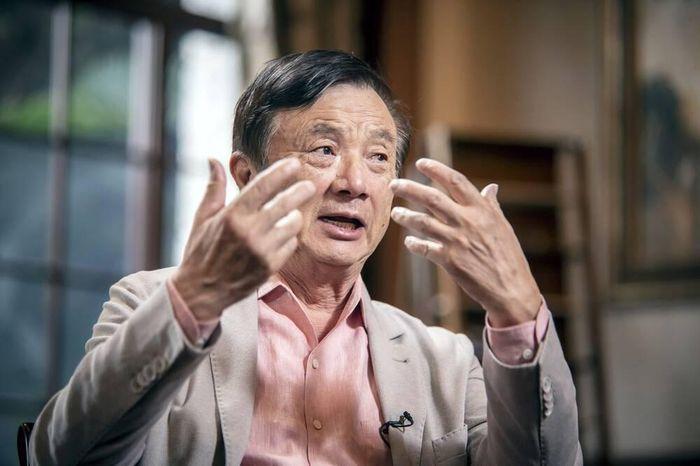 CEO Huawei: 'iPhone 12 là điện thoại tốt nhất thế giới'