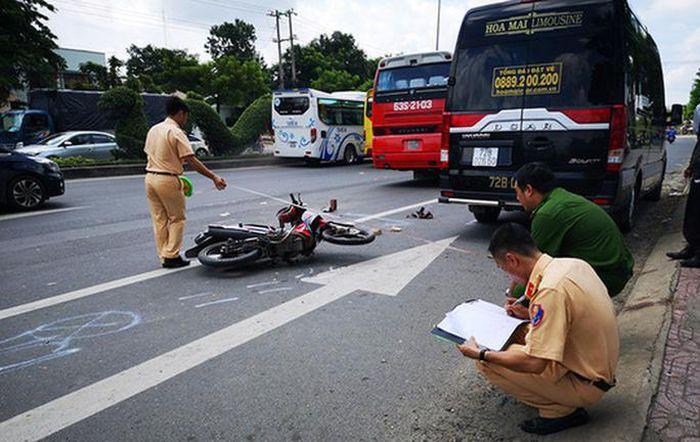 Image result for 46 người chết do tai nạn giao thông trong 3 ngày nghỉ Tết Nguyên đán