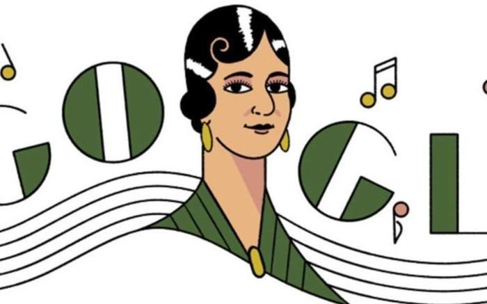 Nữ nghệ sĩ Maria Grever - người phụ nữ được Google Doodle tôn vinh