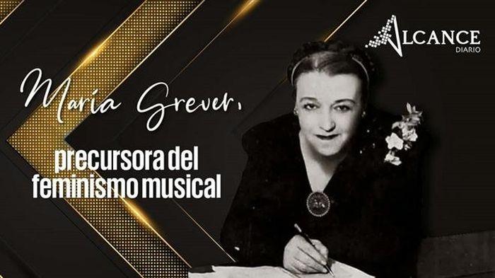 María Grever - nữ nhạc sĩ Mexico sáng tác những bài bolero bất hủ