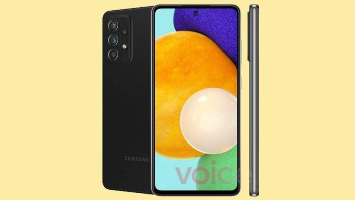 Galaxy A52 và A72 sẽ có màn hình tần số quét cao, kết nối 5G
