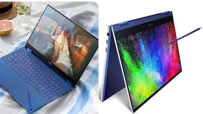 Samsung làm việc trên Galaxy Book Pro, Book Pro 360