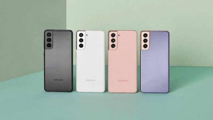 Cách sửa lỗi hao pin trên Samsung Galaxy S21