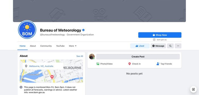 Facebook 'xóa sổ' hàng loạt bài viết của cơ quan chức năng Australia