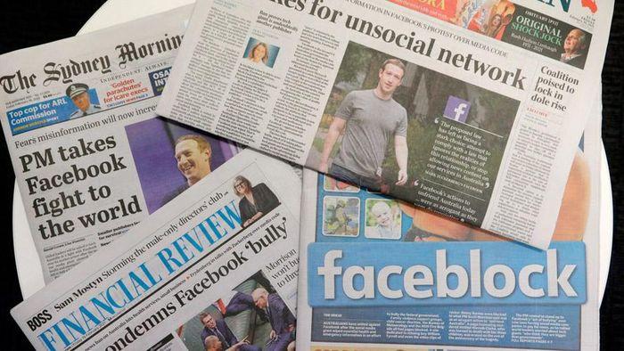 Tranh cãi bản quyền tin tức trên mạng xã hội tại Australia: Cuộc đối đầu gay gắt