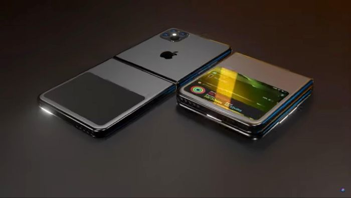 IPhone Flip có thể ra mắt năm 2024?