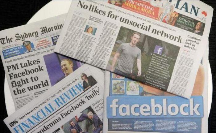 Facebook quay lại bàn đàm phán với Australia trong cuộc chiến bản quyền báo chí