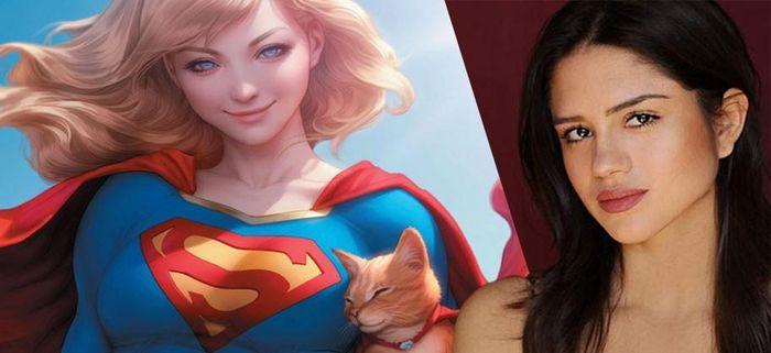 Supergirl của DCEU chính thức lộ diện