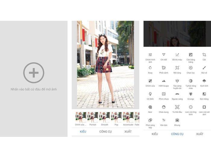 Ứng dụng chỉnh sửa ảnh tốt nhất cho Android và iOS