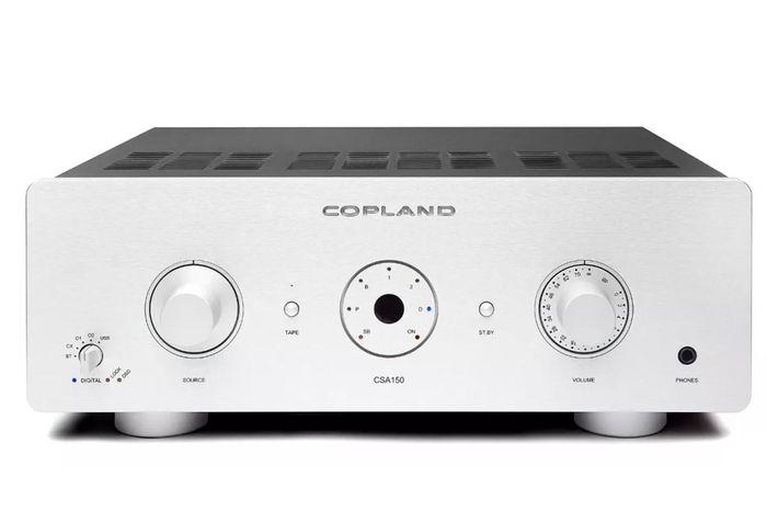 CSA 150 - Amply tích hợp hybrid đầu bảng, có công suất lớn nhất của Copland