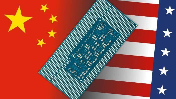 Mỹ muốn gạt Trung Quốc khỏi chuỗi cung ứng công nghệ