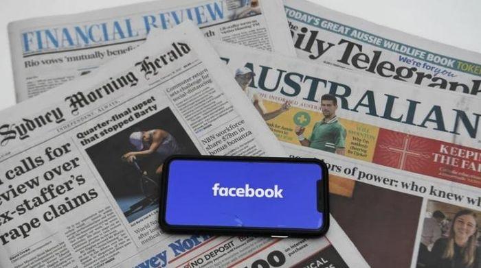 Facebook dỡ bỏ lệnh cấm chia sẻ các trang tin Australia