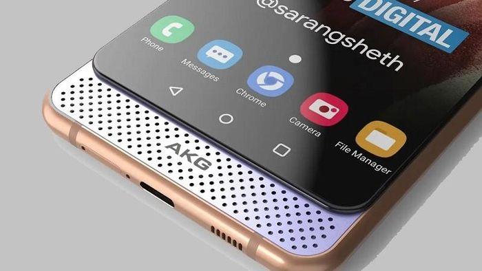 Samsung Galaxy A82 lộ diện hình ảnh render siêu đẹp